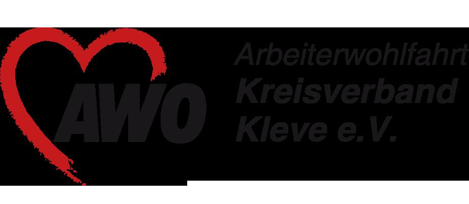 Logo des AWO Kreisverband Kleve e.V.